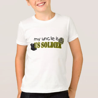 My Uncle is a US Soldier T-Shirt