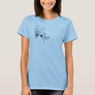 My url friends pwn. T-Shirt