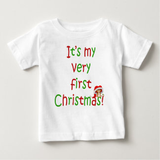 My Very First Christmas Infant T-Shirt