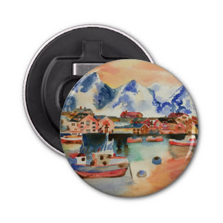 My World as I see it Bottle Opener