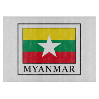 Myanmar Cutting Board