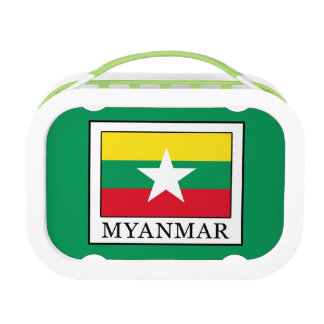 Myanmar Lunch Box