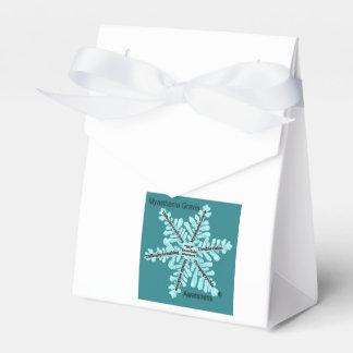 Myasthenia Gravis Awareness Favor Box Wedding Favour Boxes