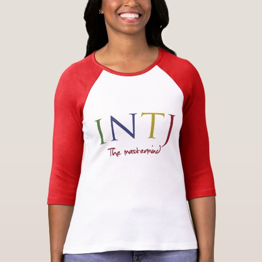 Myers-Briggs' INTJ The Mastermind T-Shirt