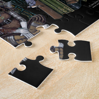 Myka Jelina Gothic Steampunk Tribal Fairies Puzzle