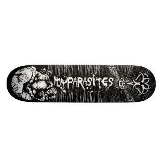 MyParasites Zombie Skateboard