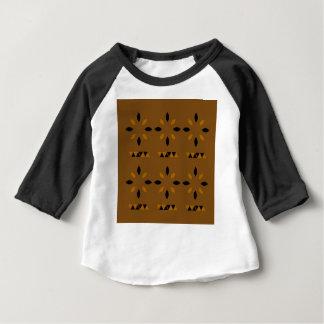 Mystic arabic mandalas baby T-Shirt