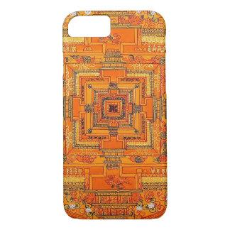 MYSTIC GLOW MANDALA iPhone 7 CASE