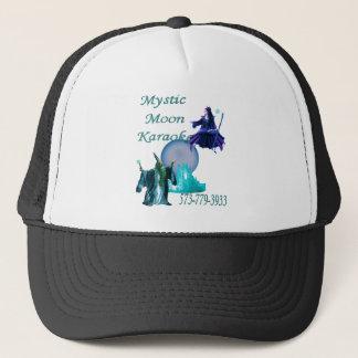 Mystic Moon Karaoke Trucker Hat