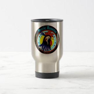 Mystic Rooster Travel Mug