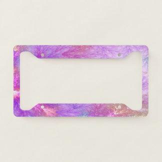 Mystic Splash Licence Plate Frame
