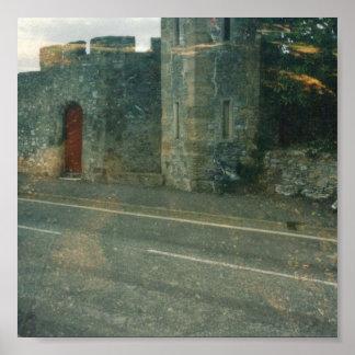 Mystical Castle Poster