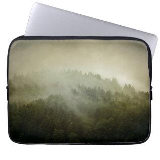Mystical nature - laptop sleeve