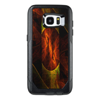 Mystique Jungle Abstract Art OtterBox Samsung Galaxy S7 Edge Case