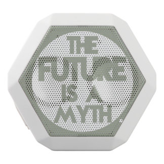 Myth White Bluetooth Speaker