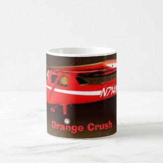 N714NY, Orange Crush Basic White Mug