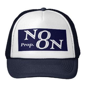 N8N Navy Mesh Hats