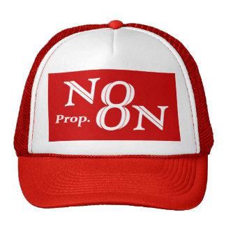 N8N Red Mesh Hats