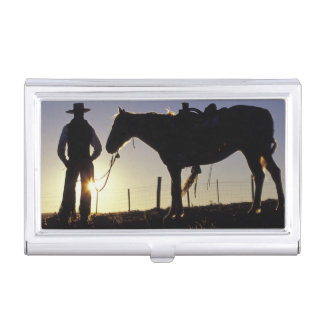 N.A., USA, Oregon, Seneca, Ponderosa Ranch, Business Card Holder