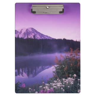 N.A., USA, Washington, Mt. Rainier National Clipboard