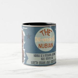 N-word Nubian 11oz coffee mug