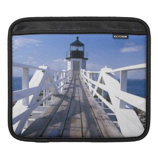 NA, USA, Maine, Port Clyde.  Marshall Point 2 iPad Sleeve