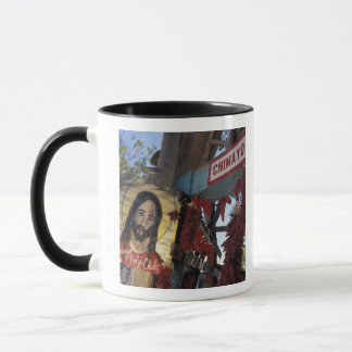 NA, USA, New Mexico, Santa Fe. Mug