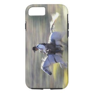 NA, USA, Oregon, Seneca, Ponderosa Ranch, Cowboy iPhone 8/7 Case