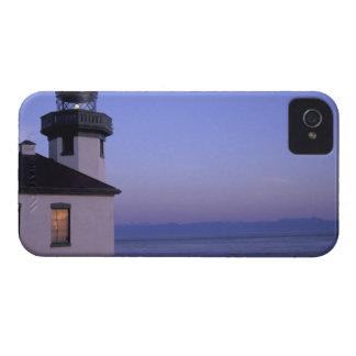 NA, USA, Washington, San Juan Islands. Lime Kiln Case-Mate iPhone 4 Case