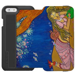Naari-Shakuntala iphone6 Incipio Wallet Case Incipio Watson™ iPhone 6 Wallet Case