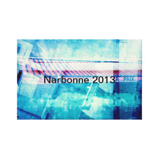 Nabonne 2013 gallery wrapped canvas
