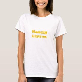 Nadolig Llawen Gold T-Shirt