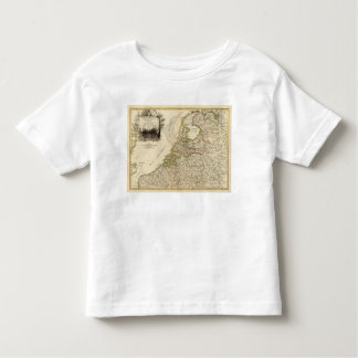 Naetherlands Boarders Toddler T-Shirt
