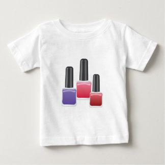 Nail Polish Baby T-Shirt