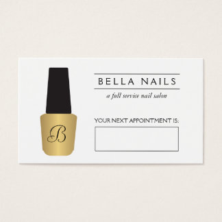Appointment Cards for your business