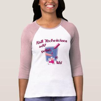 Nail Technician Shirt