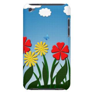 Naive nature scene Case-Mate iPod touch case