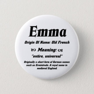 Name Meaning Emma Gifts