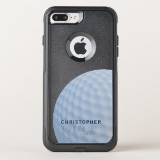 Named Golf Ball OtterBox for Golfers OtterBox Commuter iPhone 8 Plus/7 Plus Case