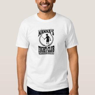 Nannas Fight Club Shirt