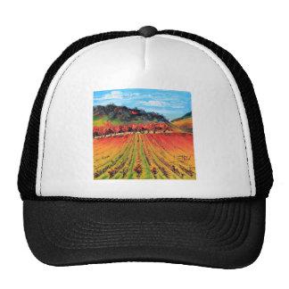 Napa Valley by Lisa Elley Mesh Hat