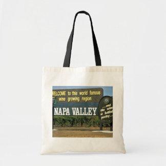 Napa Valley, California, USA Tote Bag