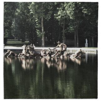 Napkins - Apollo Fountain in Versaille