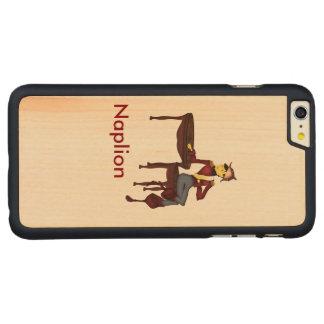 Naplion mobile carved® maple iPhone 6 plus case