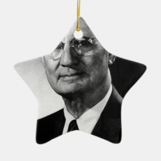 Napoleon Hill - Think And Grow Rich Christmas Ornament