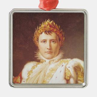 Napoleon I  in Coronation Robes, c.1804 Christmas Ornament
