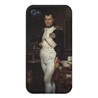 Napoleon In His Study iPhone 4/4S Cover