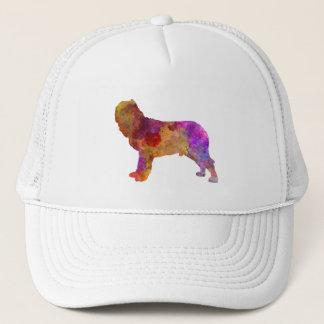 Napolitan Ma in watercolor.png Trucker Hat
