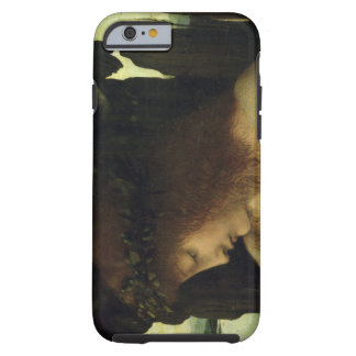 Narcissus at the Fountain Tough iPhone 6 Case