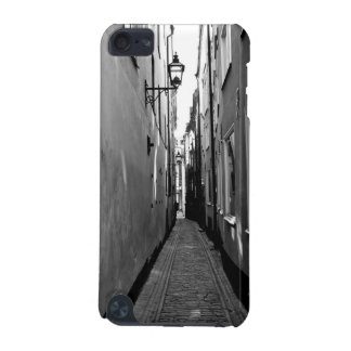Narrow street in Stockholm iPod Touch (5th Generation) Case